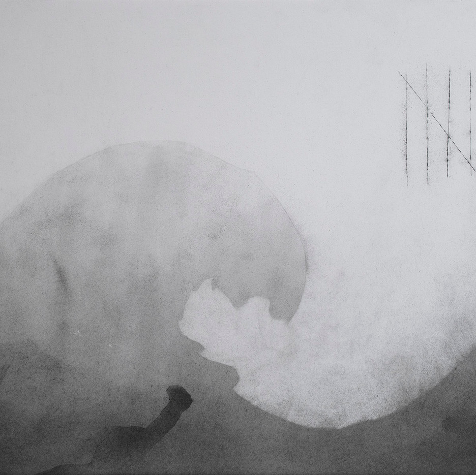 Christopher T Wood Daydrawing #200310,2020 Graphite on paper 9 x 12 inches $250 (unframed)