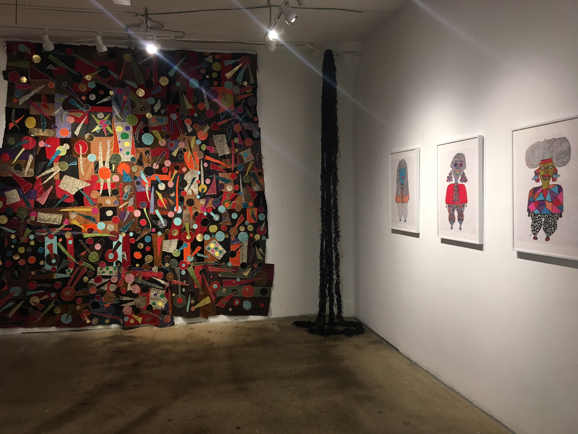 large leather, install shot