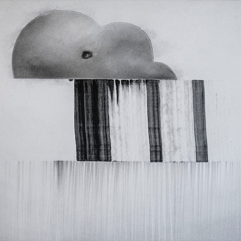 Christopher T Wood Daydrawing #200323,2020 Graphite on paper 9 x 12 inches $250 (unframed)