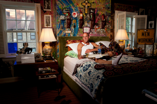 "Joe, Milwaukee, 2012. From: ""The Bedroom"""