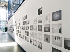 Daydrawing installation:  Gallery 543, URBN at Philadelphia Navy Yard, 2018