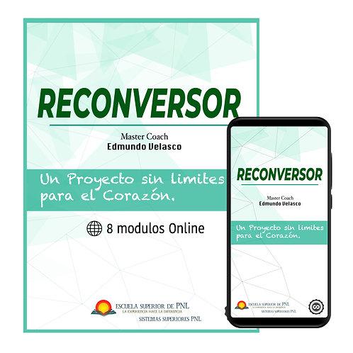 Reconversor - Un proyecto sin límites para el corazón.