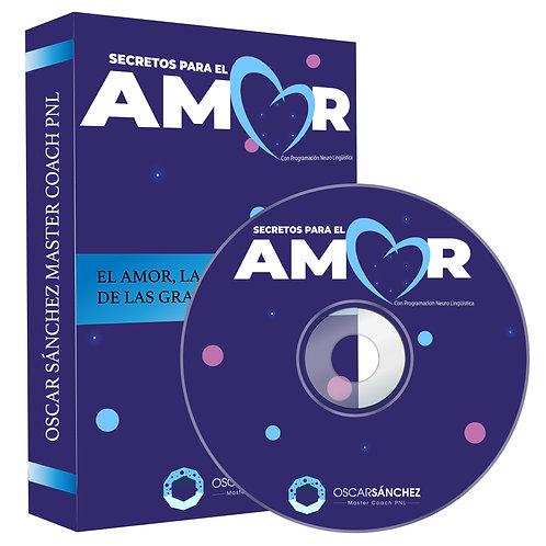 Secretos para el Amor con Reconversión y Programación Neuro Lingüística