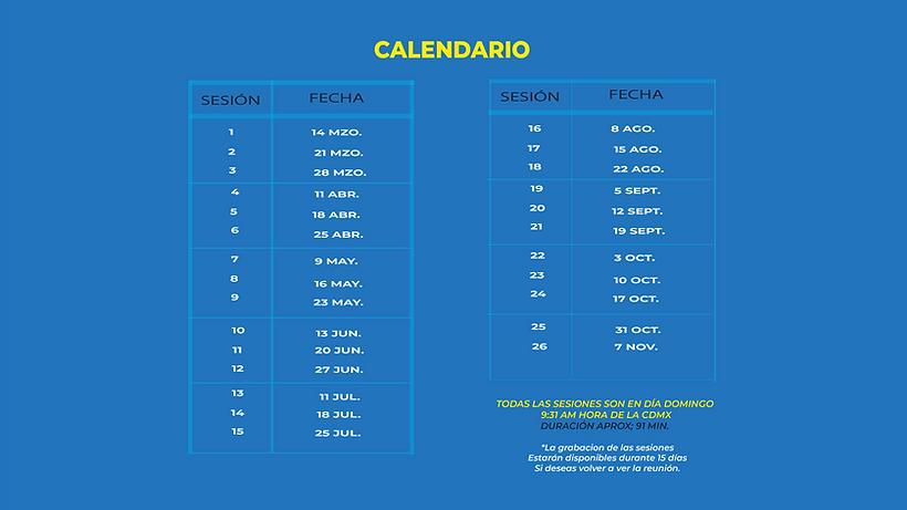 Banner Restaurando tu Exito-Calendario-H