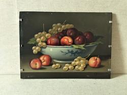 Nature morte au raisin