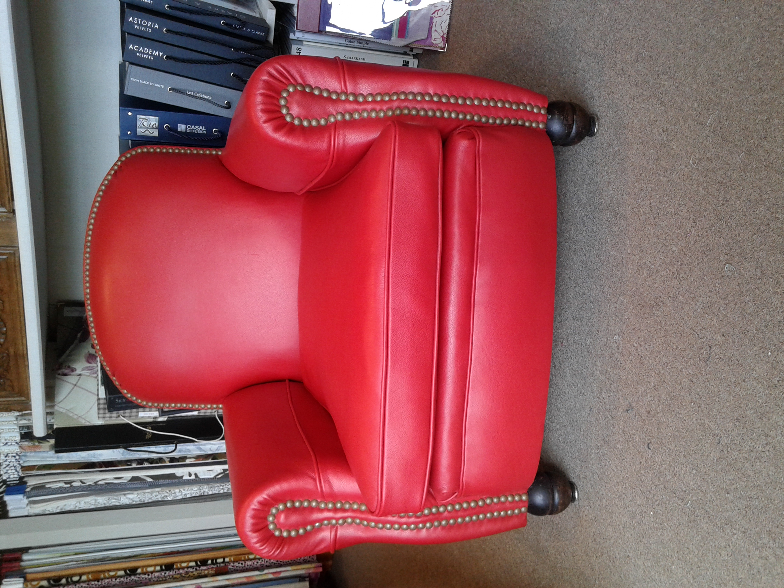 Fauteuil club 1925-30