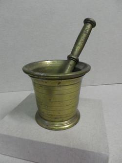Mortier en bronze Fin 18ème siècle