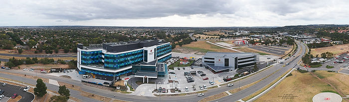 St John of God Berwick Hospital & Specialist Consulting Suites - Berwick, Victoria Australia