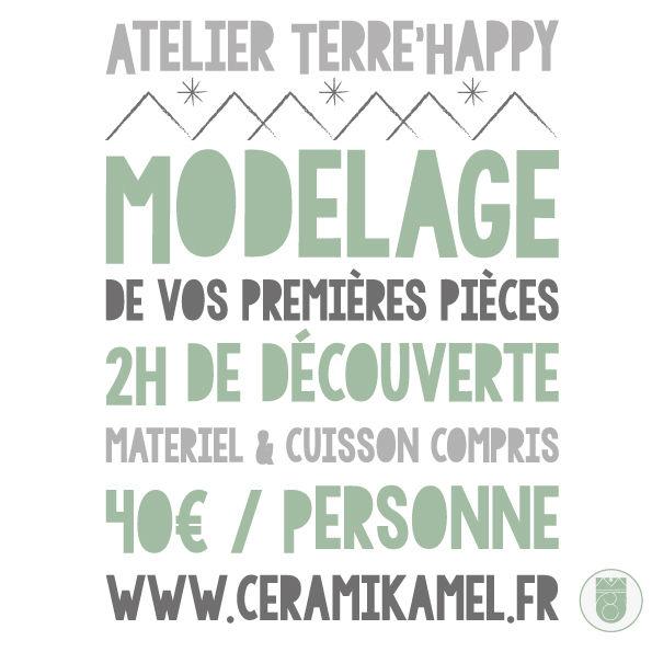 Atelier Découverte - Terre'Happy