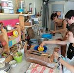 Atelier Terre'Happy avec l'association Souris à la vie