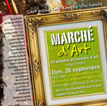 Dim.26.09-Jardin des Métiers d'Art #2!