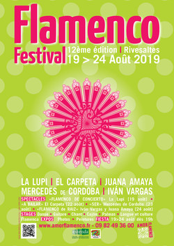 2019 12eFestival Flamenco Rivesaltes