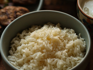 Simple Turkish Rice Pilaf with Butter-Pilav