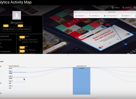 Adobe Analytics Yeni Ozellikler 2016- Activity Map