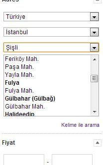 Interaction design: Sahibinden.com örneği