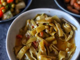 Turkish Style Braised Green Beans