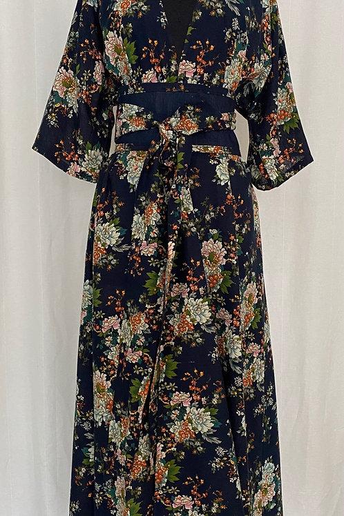 Kimono China Blue
