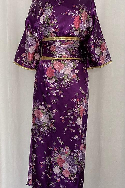 Kimono China Purple