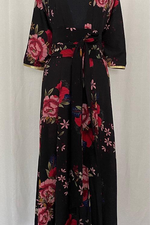 Kimono Pink Rose