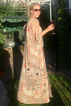 Maxi Kimono: Khaki