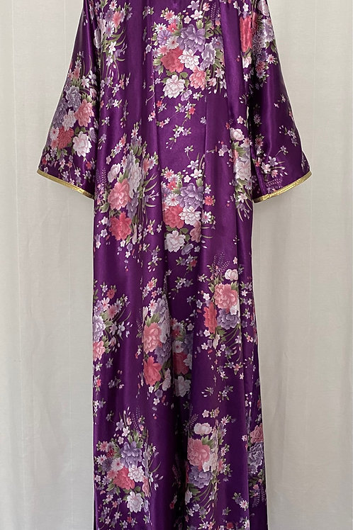 Kaftan China Purple