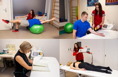 Provoz - fyzioterapie pro zaměstnance