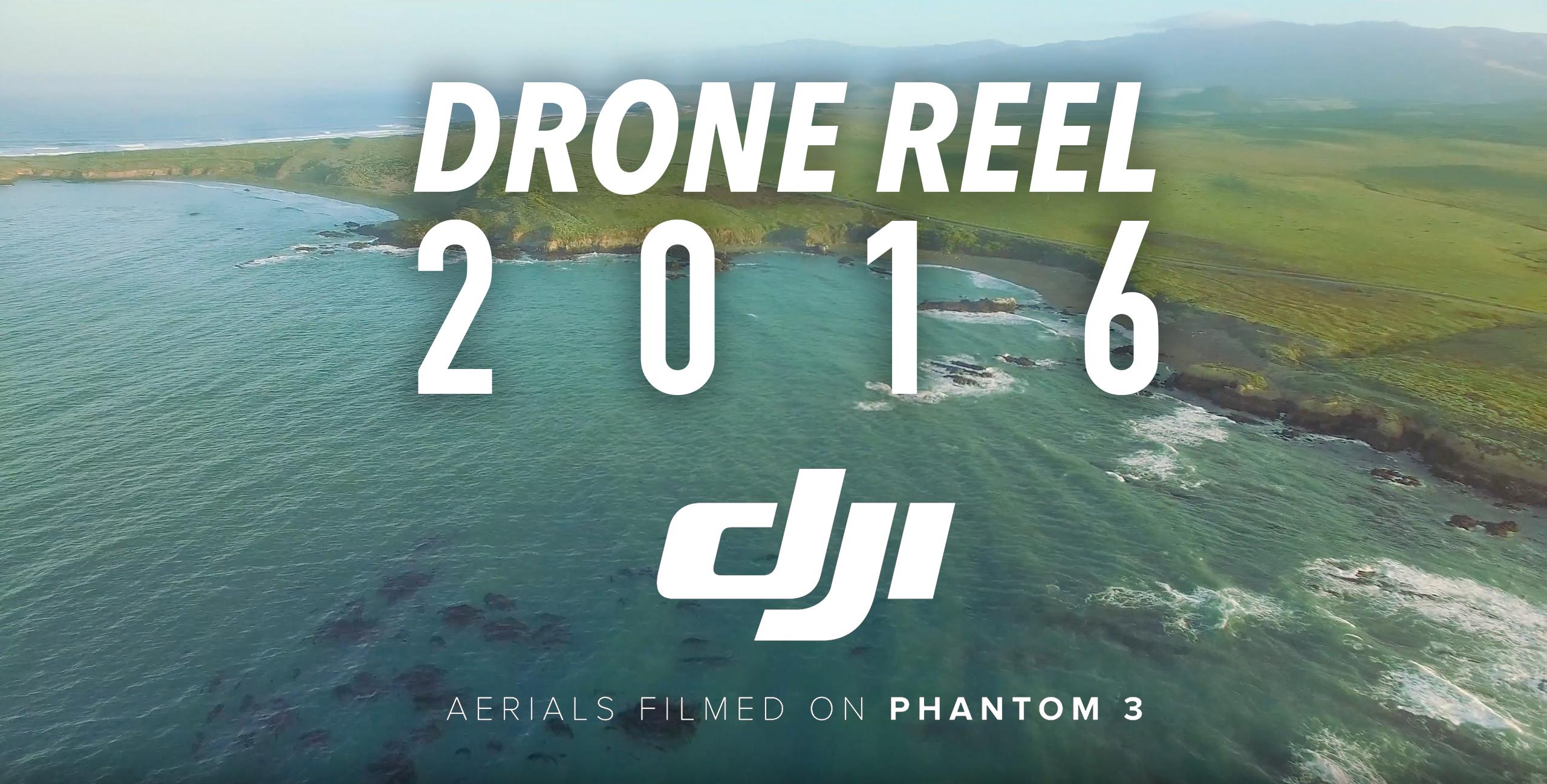Drone Reel 2016 logo