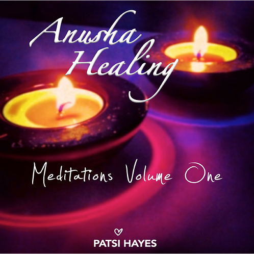 Anusha Healing - Meditation Volume One - CD