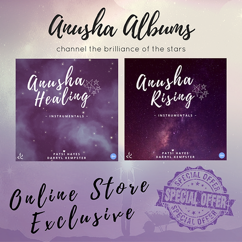 Anusha Instrumentals Combo Deal
