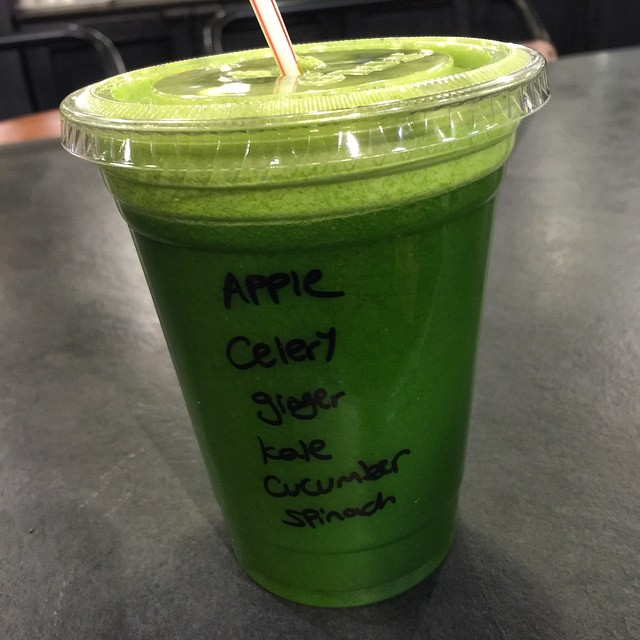 Instagram - Green fuel time 😛 at #Wholefoods London  #raw #vegan #health #detox #cleanse #smoothie