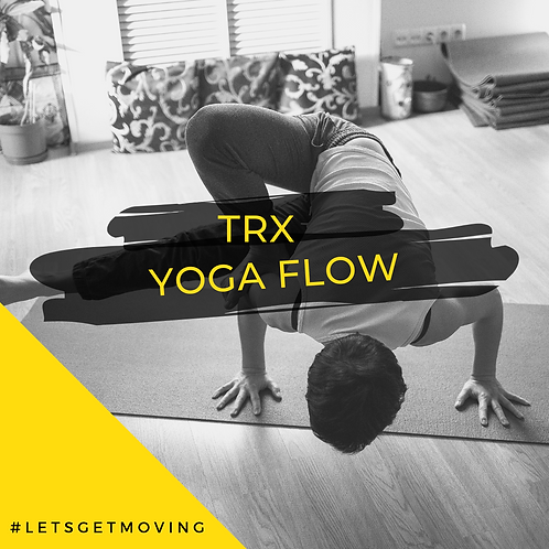 TRX Yoga Flow