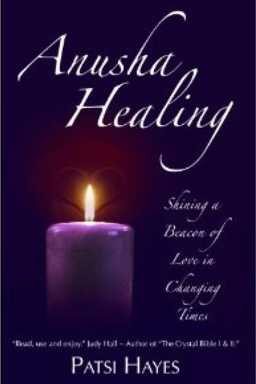 Anusha Healing - Paperback Book