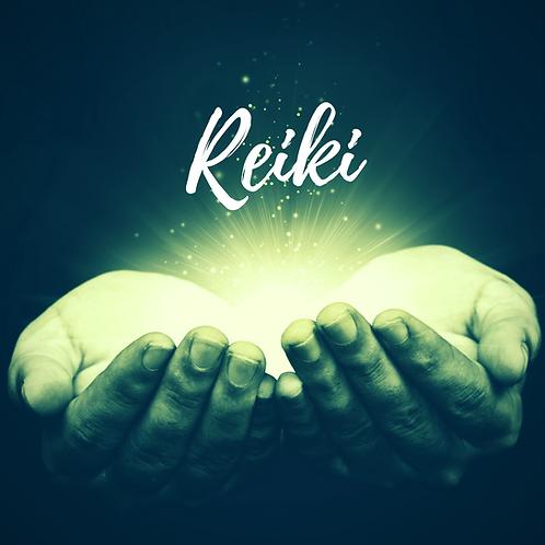 Reiki Energy - Distant Healing