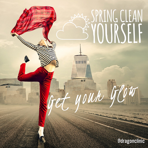 Spring Clean Yourself