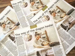 The Way of the Dragon Healer