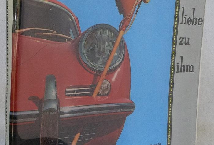 Hermann Lapper's 1960 Love for the Porsche