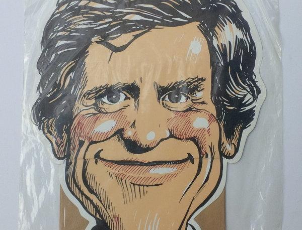 Gary Hart for President - Puppet - 1984 Presidential Election