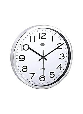 Trevi OM 3318 STEEL sieninis laikrodis.j