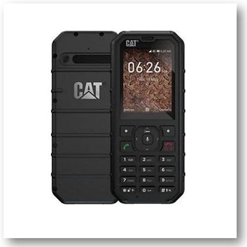 CAT B35, Dual SIM 4GB, Black
