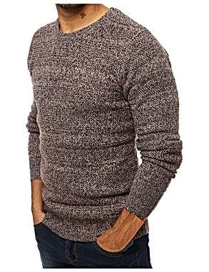 Rudas vyriškas megztinis Tomer Q.jpg
