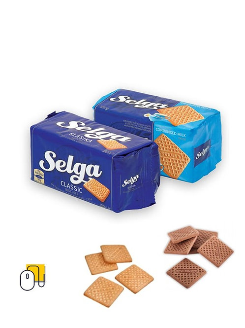 Sausainiams SELGA 2 rūšių 1 kg