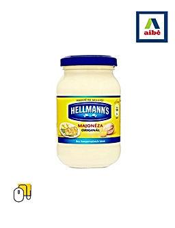 Majonezas HELLMANN'S ORIGINAL 650 ml BLO