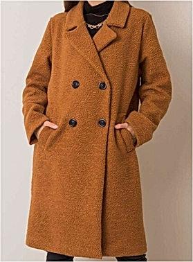 Paltas moterims rudas.jpg