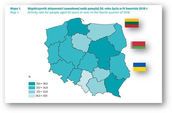Lenkija ataskaita del senejimo ir uzimtu