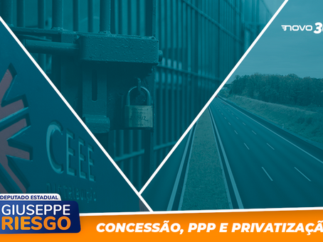 PPP, CONCESSÃO E PRIVATIZAÇÃO: QUAL A DIFERENÇA?
