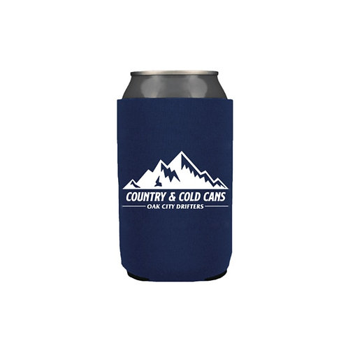 Country & Cold Cans Koozie (Neoprene)