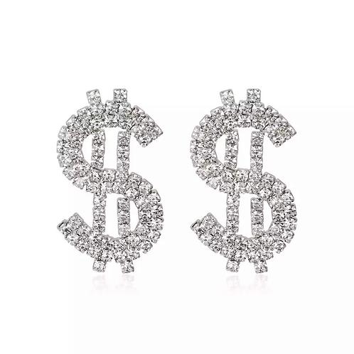 """""""Dollar $ign"""" Bling Studs"""