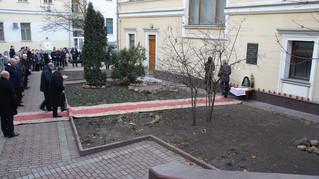 Відзначення Дня пам'яті жертв голодоморів українцями Москви