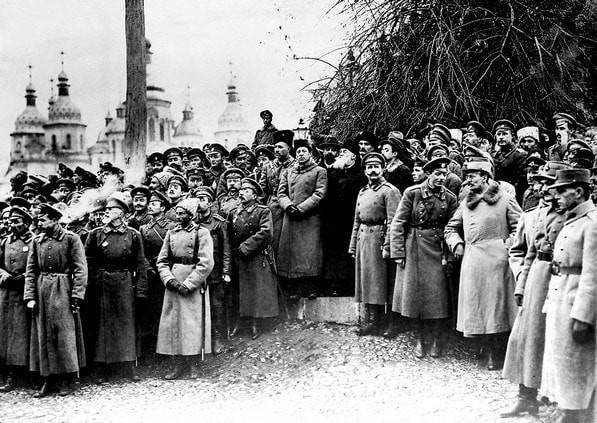 Проголошення III універсалу Центральної Ради про незалежність УНР