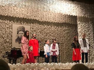 Святковий концерт до Дня народження Тараса Шевченка